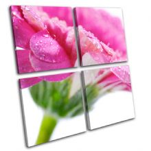 Flower Water Drops Floral - 13-1361(00B)-MP01-LO
